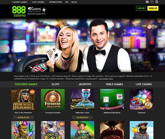 888 casino paypal deposit