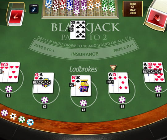 best online casino for blackjack uk