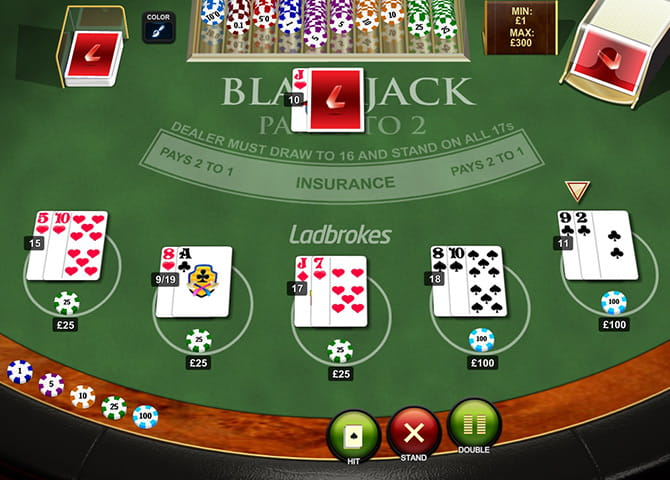 Online blackjack reviews