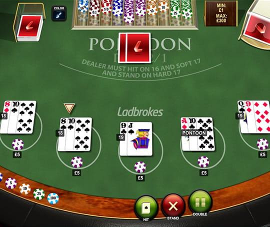 How To Play Pontoon
