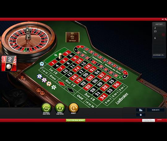 casino demo roulette