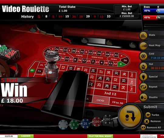 Video-roulette 24