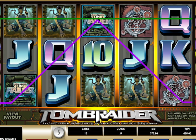 Nefertitis Tomb Slot Machine - Try the Free Demo Version